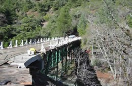 Burger Creek River Bridge