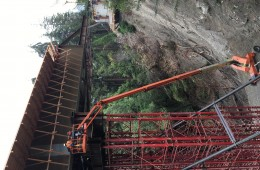 Pfeiffer Canyon Bridge Timelapse