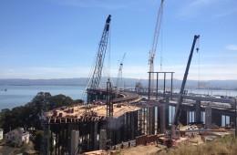 YBI, Westbound Ramp Project