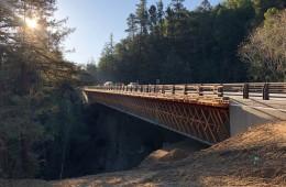 Pfeiffer Canyon Bridge Repairs