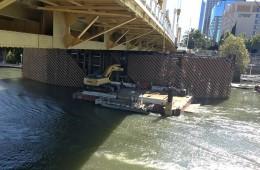 Replace Timber Fender System-Sacramento River Bridge
