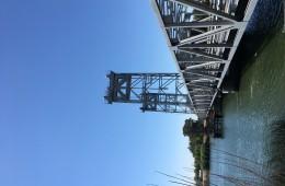 Emergency Repairs on 3 Mile Bridge